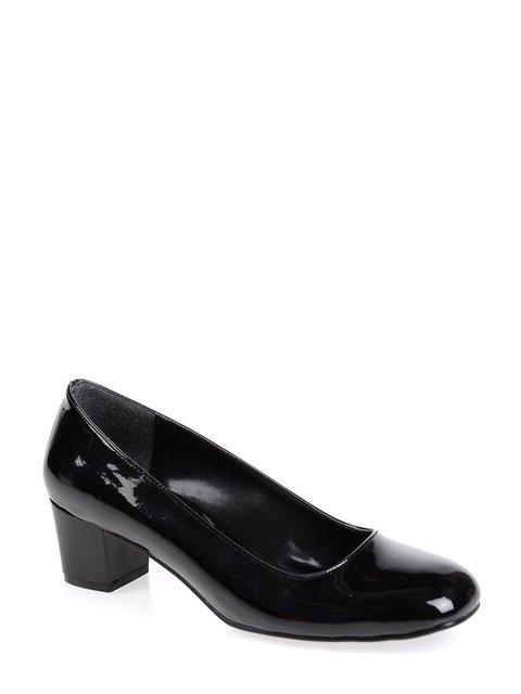Туфлі чорні DRG Derigo 2513510