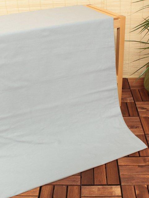 Простыня двуспальная (240х260 см) US Polo ASSN 1852423