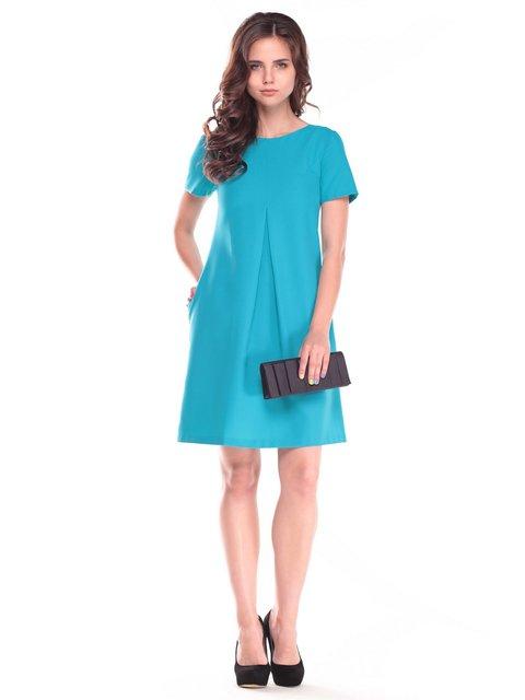 Платье бирюзовое Rebecca Tatti 2522829