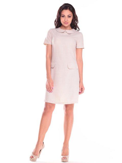 Платье светло-бежевое Dioni 2513723