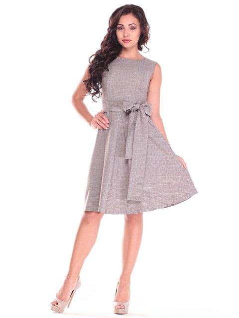 Сукня кольору мокко Dioni 2536482