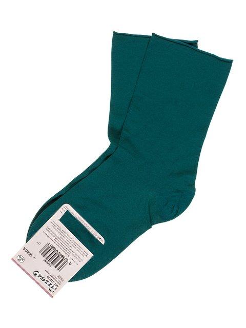 Шкарпетки зелено-бірюзові Calzedonia 2538834
