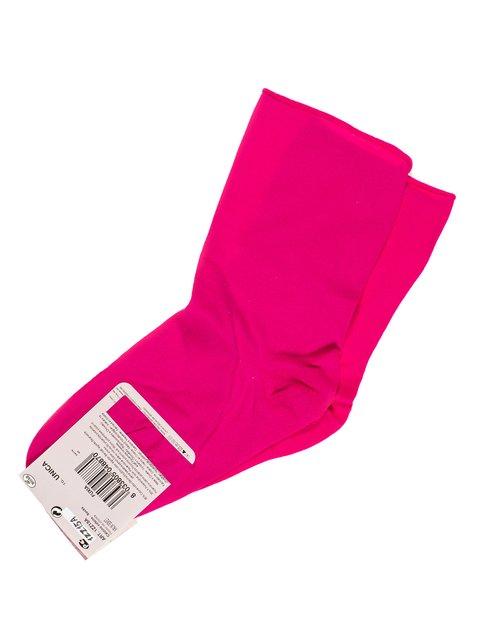 Шкарпетки кольору фуксії Calzedonia 2538833