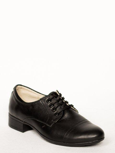 Туфлі чорні Tops 2554738