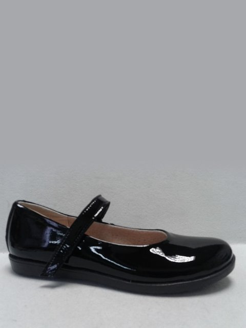 Балетки чорні Tops 2554920