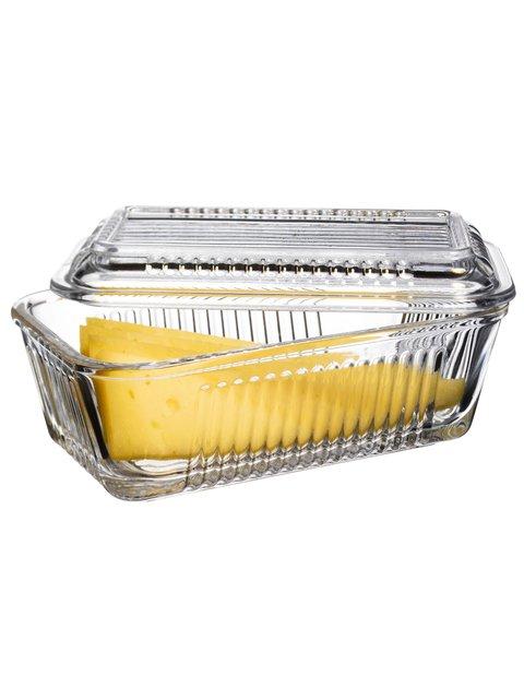 Ємність для зберігання масла, сиру. Pasabahce 1382334