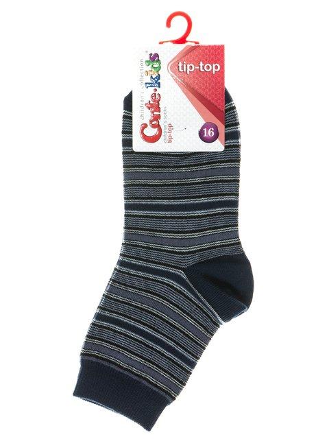 Шкарпетки в смужку Conte Kids 2626363