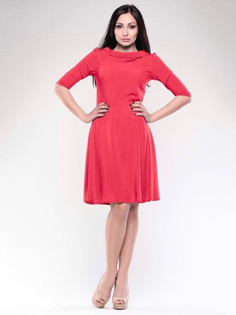 Сукня темно-червона Dioni 2564677
