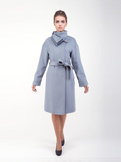 Пальто сіре CORRERA 2580767