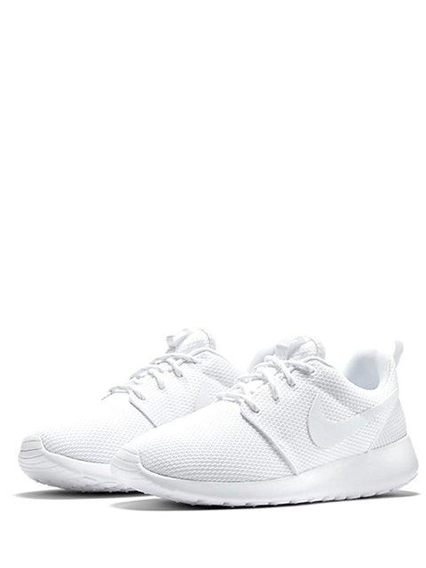 Кроссовки белые Roshe One Nike 2584513