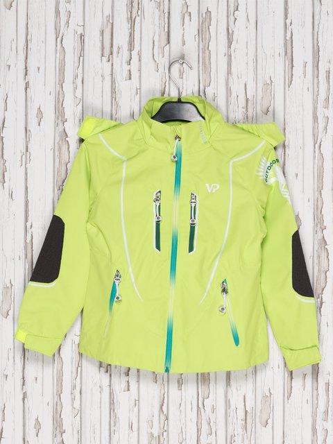 Ветровка зеленая Skorpian 2571904