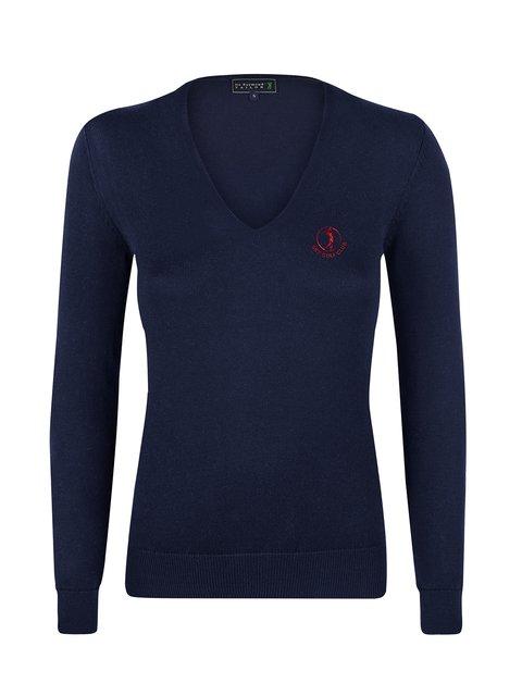 Пуловер темно-синій Sir Raymond Tailor 2584792