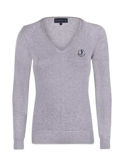 Пуловер сірий Sir Raymond Tailor 2584796