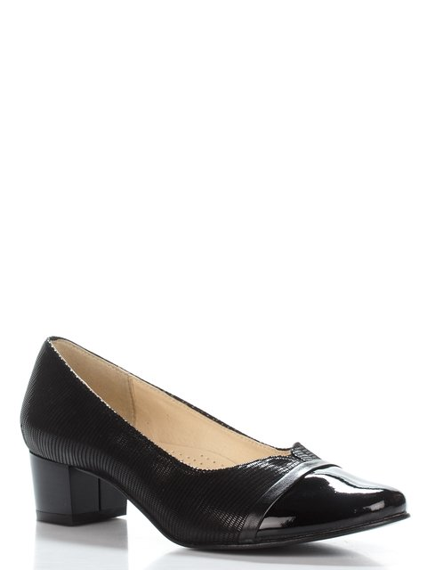 Туфлі чорні Steizer 2611718