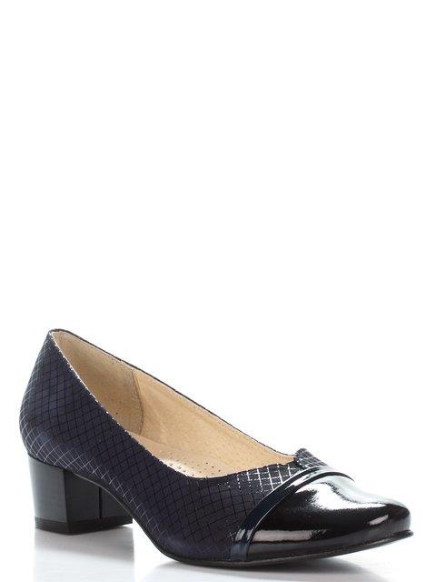 Туфли сине-черные Steizer 2611717