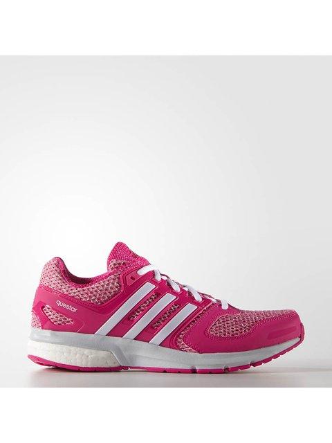 Кроссовки розовые Adidas 2615026