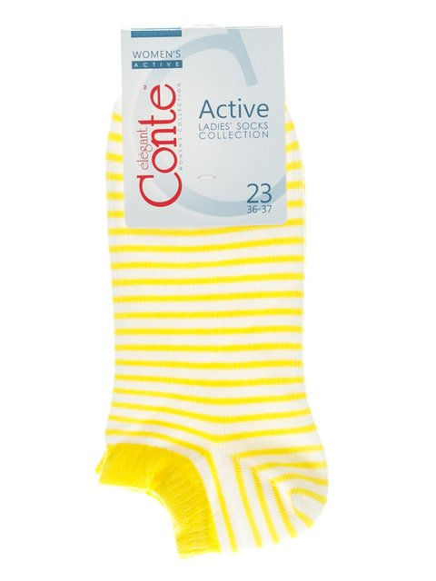 Шкарпетки в смужку Conte 2621258