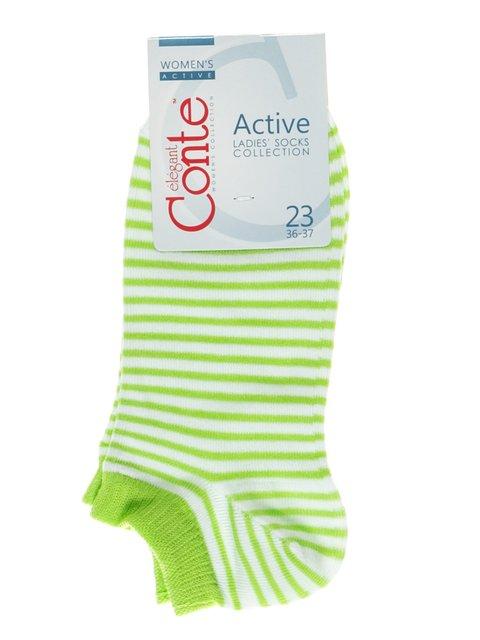 Шкарпетки в смужку Conte 2621260