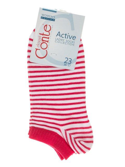 Шкарпетки в смужку Conte 2621259