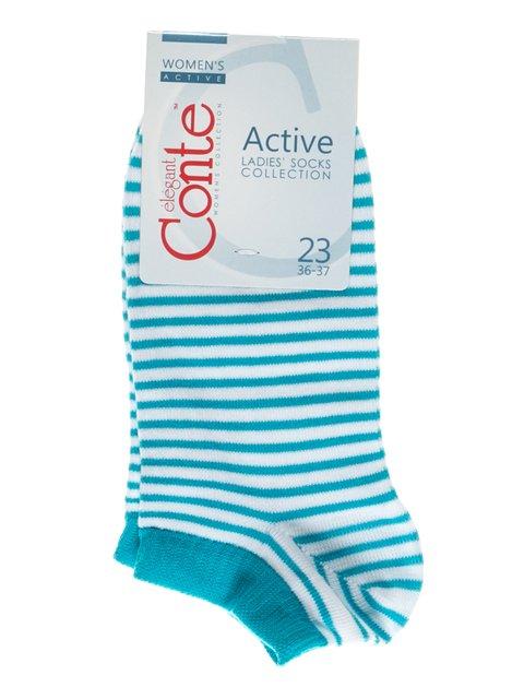 Шкарпетки в смужку Conte 2621257