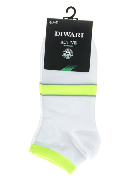 Шкарпетки триколірні DIWARI 2621664
