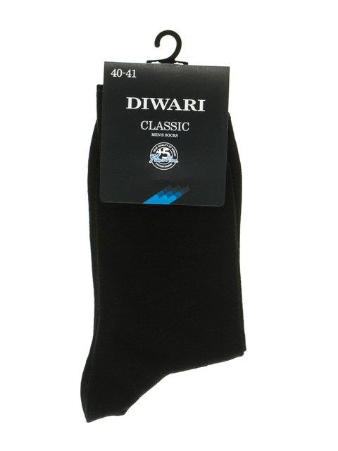 Шкарпетки чорні DIWARI 2621645
