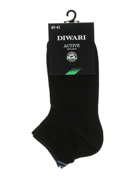Шкарпетки чорні DIWARI 2621663