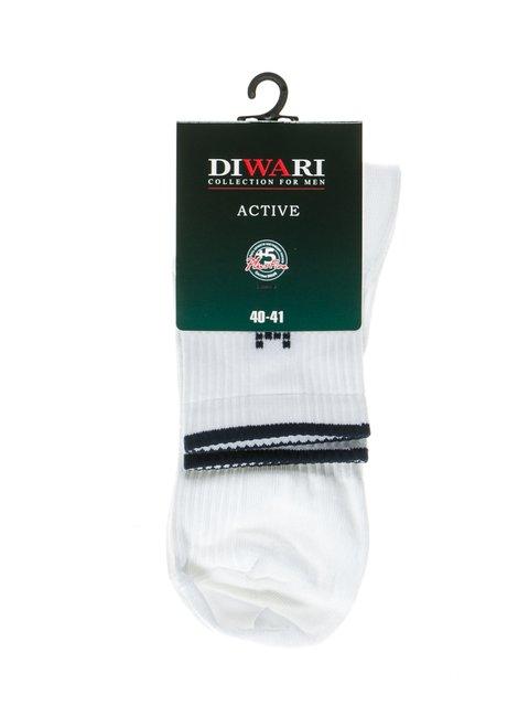 Носки белые DIWARI 2621670