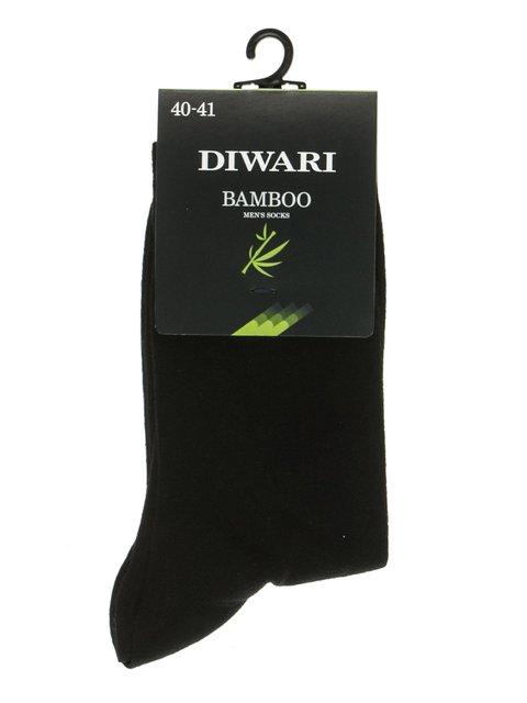 Шкарпетки чорні DIWARI 2621694