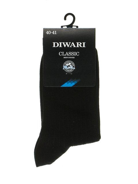 Носки черные DIWARI 2621646