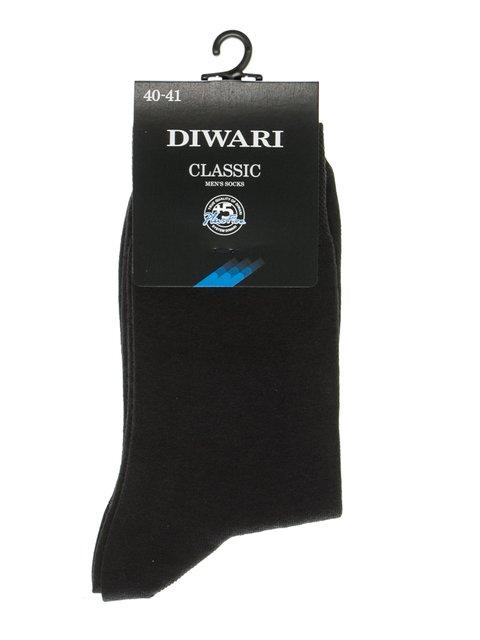 Шкарпетки чорні DIWARI 2621639