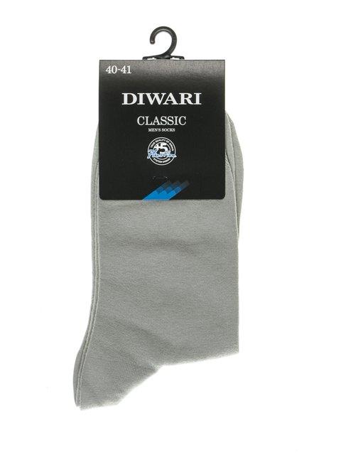 Носки серые DIWARI 2621641