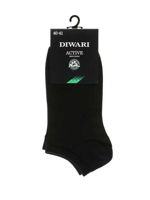 Шкарпетки чорні DIWARI 2621699