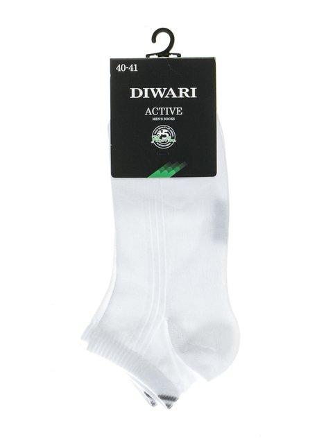 Шкарпетки білі DIWARI 2621661