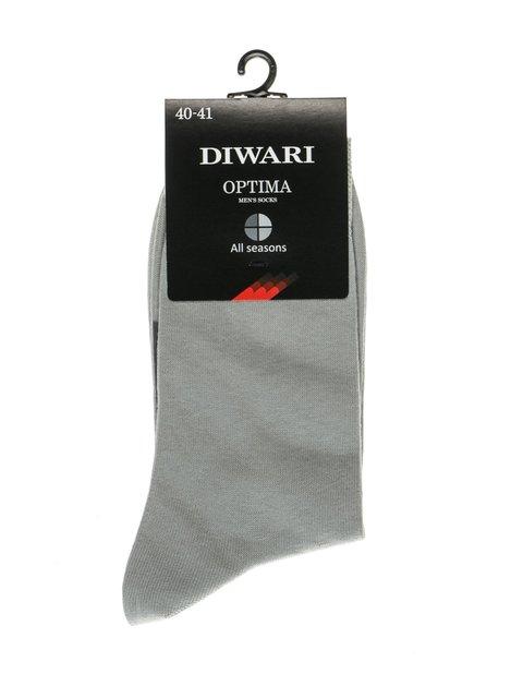 Носки серые DIWARI 2621651