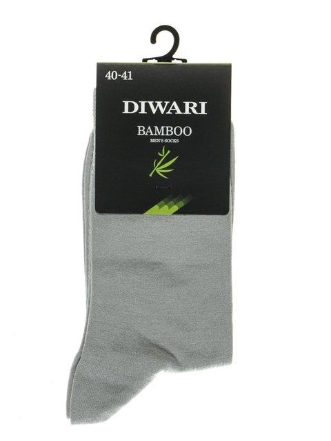 Шкарпетки сірі DIWARI 2621693