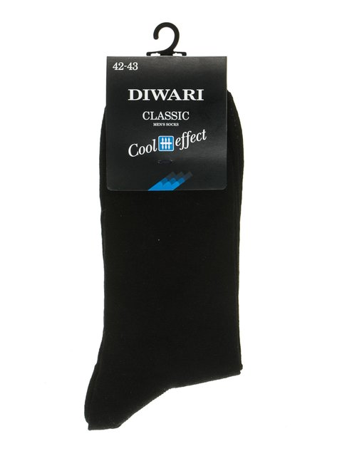 Носки черные DIWARI 2865802