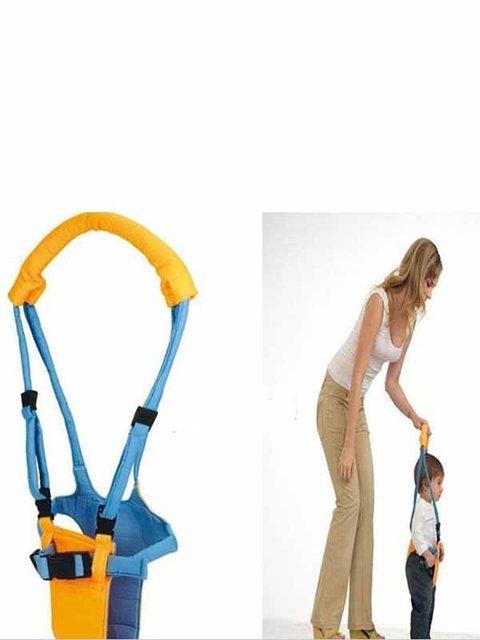 Дитячі віжки «Місячна хода» Moby Baby Веселі подарунки 2286047
