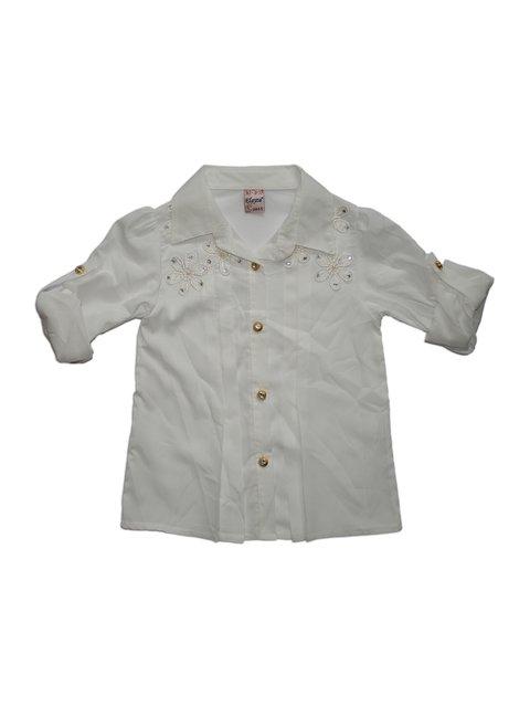Блуза біла Elayza 2626985