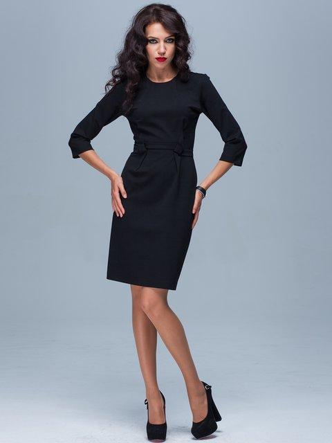 Платье черное Jet 2630968