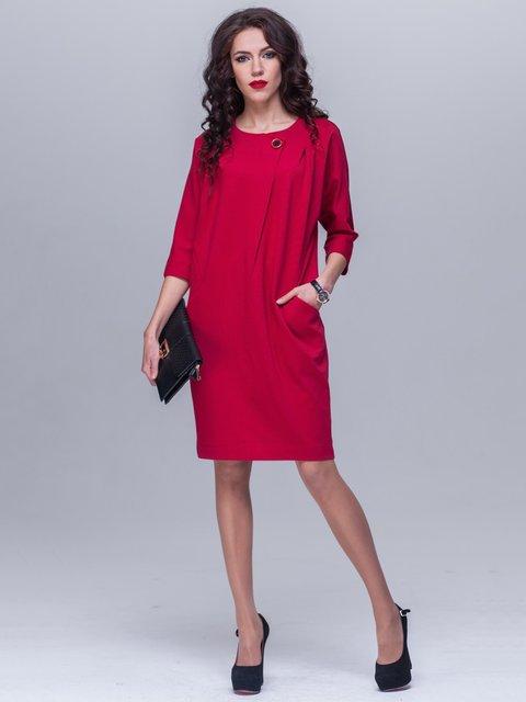 Сукня цегляного кольору Jet 2611709