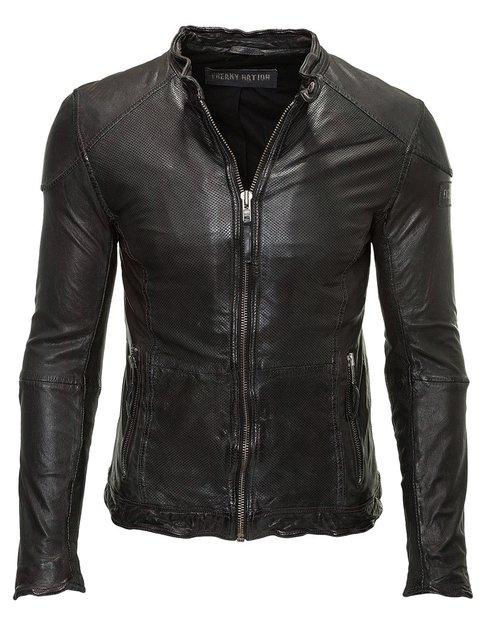 Куртка темно-серая Freaky Nation 2575106