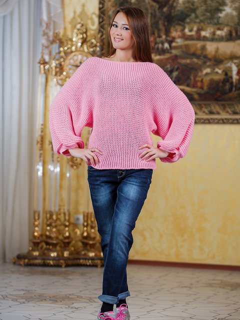 Джемпер рожевий Marakesh 2642324