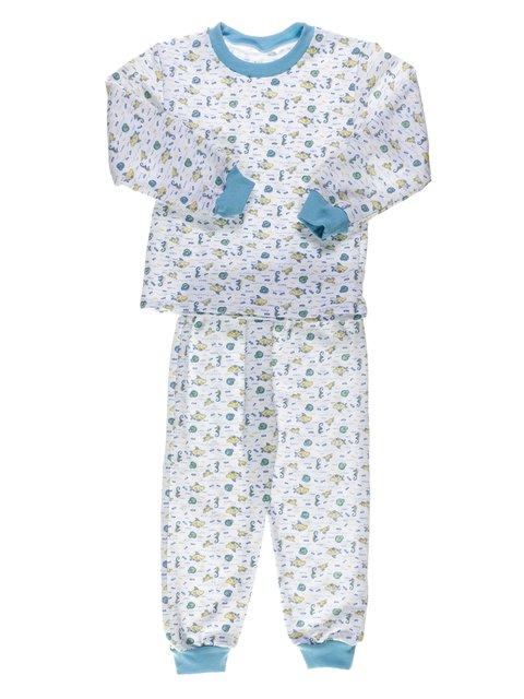 Пижама с начесом: джемпер и брюки HiBrand 2635815