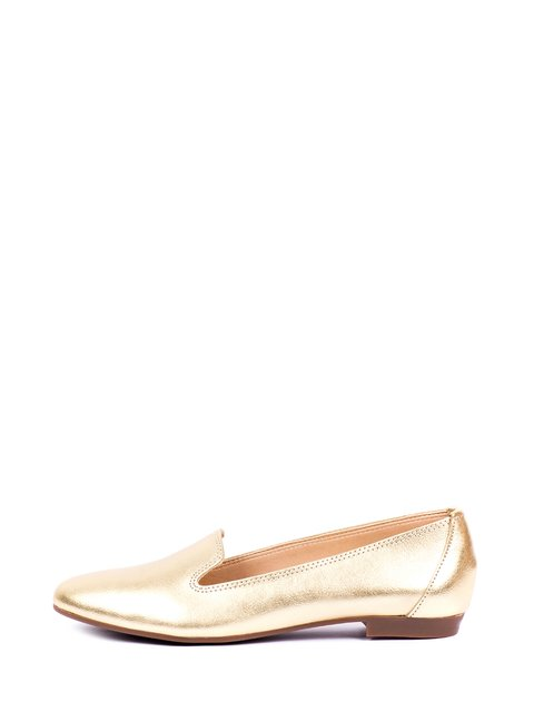 Туфли золотистые Carlo Pazolini 2648149