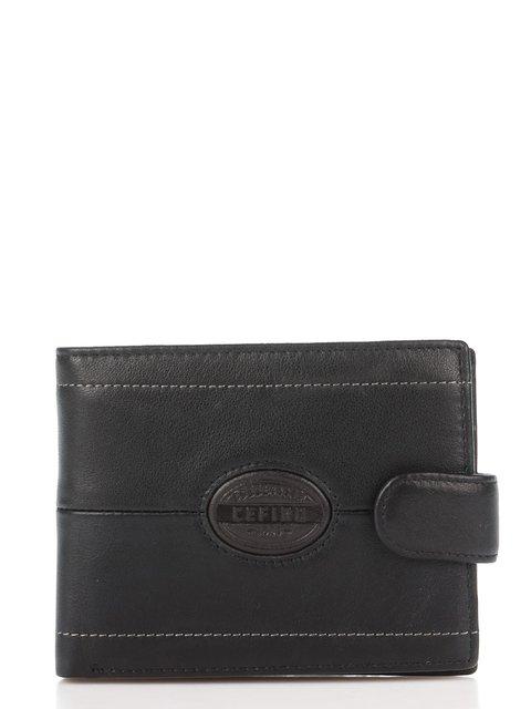 Бумажник черный Gefiro 2644798