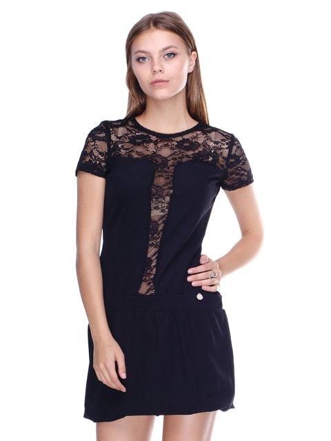 Платье черное JUST-R 2638542