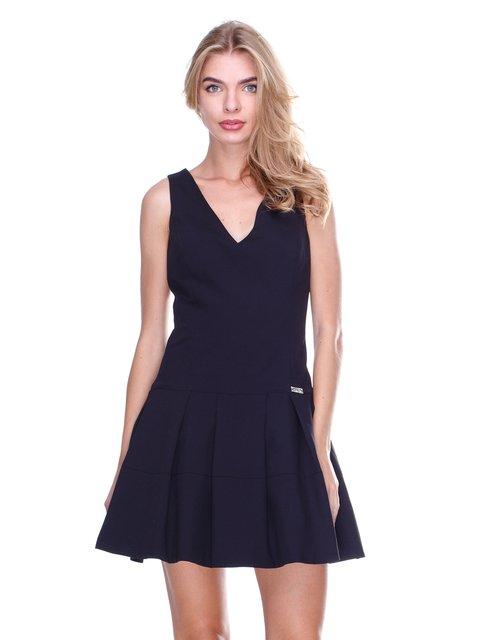 Платье черное JUST-R 2638562