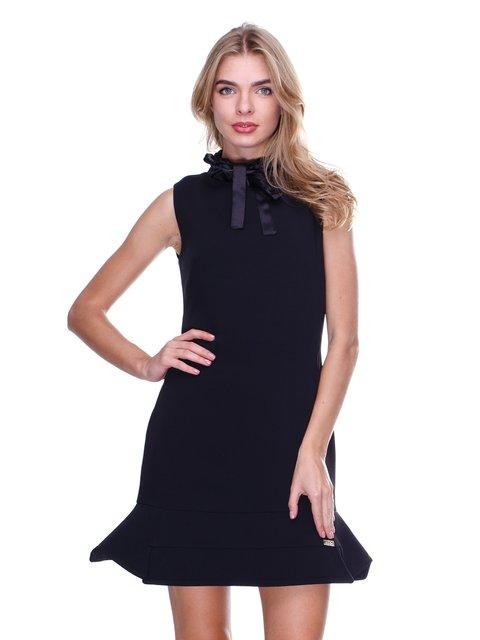 Платье черное JUST-R 2638632