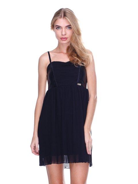 Платье черное JUST-R 2638645